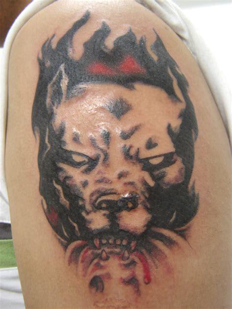 tattoo pitbull pictures pitbull by stigmatattoo on deviantart