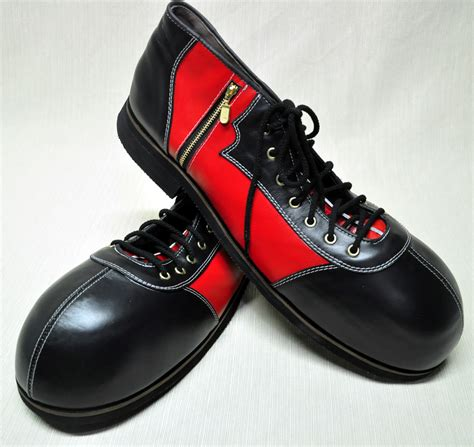 clown shoes for zyko professional real leather clown shoes