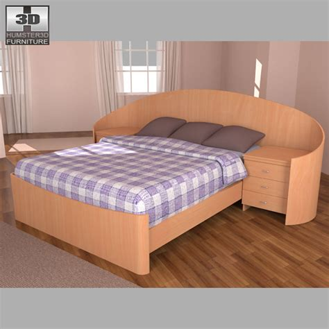 3d bedroom sets bedroom furniture 16 set 3d model hum3d