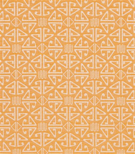 home decor upholstery fabric home decor upholstery fabric crypton aztec sunshine jo ann