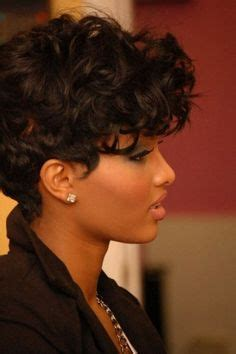 strong hard to manage hair antm favs eva marcille pigford short haircuts black
