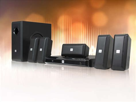 jbl cinema bd100 5 1 home theater system
