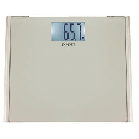 Bathroom Scale Kogan Bunnings Propert Propert 180kg Slimline Glass Digital
