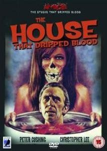 the house that dripped blood dvd review the house that dripped blood 1971