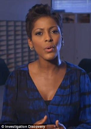 renate halls death today anchor tamron hall shares her heartbreak over the