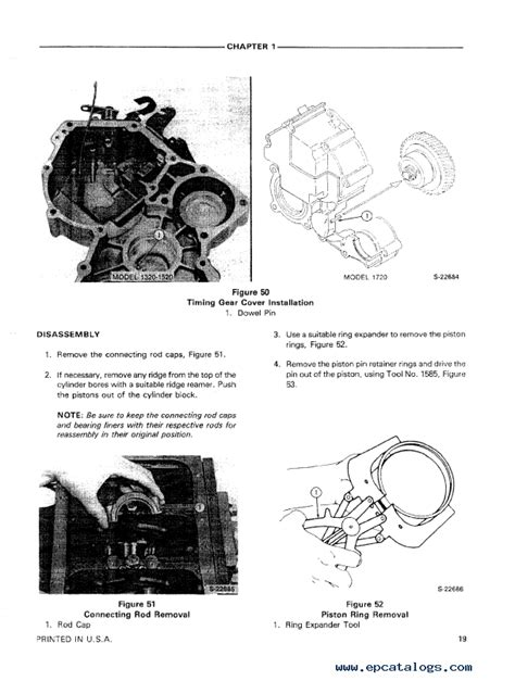 Holland Ford 1320/1520/1720 Tractor Repair Manual PDF Download