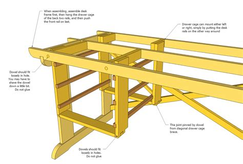 student desk woodworking plans sure