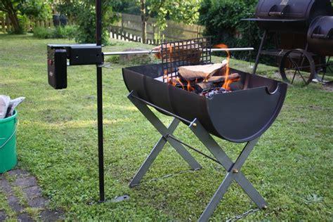 als feuerstelle feuerstelle f 252 r den auspit grillforum und bbq www