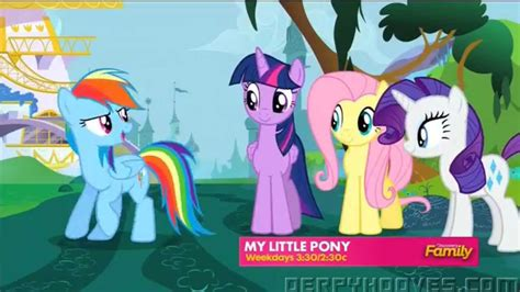 Promo Figure Pony Squad my pony friendship is magic promo discovery family