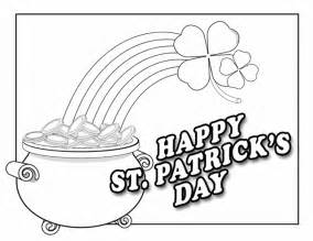 what was the original color of st day st s day rainbow free printable coloring pages