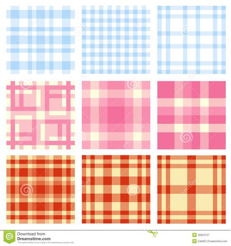 free plaid background pattern seamless plaid pattern stock vector image of background