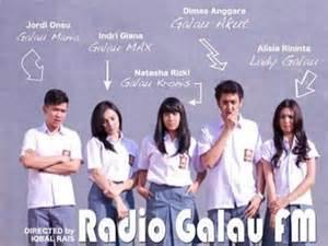 film cinta jaman dulu sinopsis radio galau fm three five four