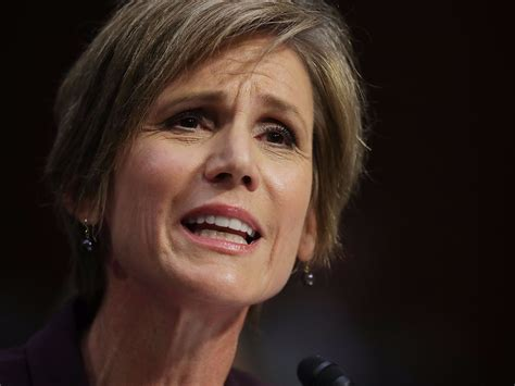 Yates Also Search For Sally Yates And Ted Get Into Heated Battle S Immigration Ban San