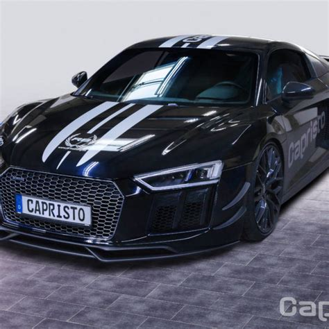Audi R8 Auspuff by Audi R8 V10 Plus 2015 Carbon Front Spoiler Official