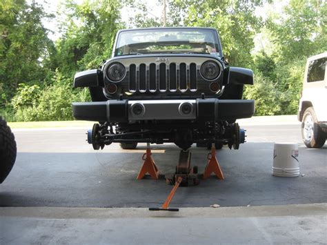 Jeep U Joint How To Spotlight Jk Front Axle U Joint Replacement Jk Forum