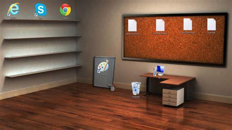 wallpaper for desktop shelves office desktop background 183