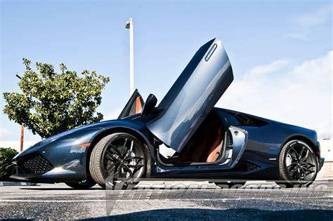 Lamborghini Style Doors Vertical Doors For The Huracan Vertical Doors Huracan 4