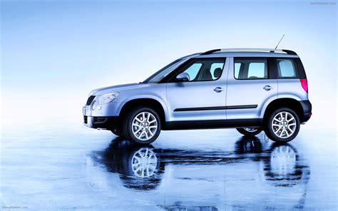 skoda yeti 2010 2010 skoda yeti widescreen car wallpapers 02 of 12
