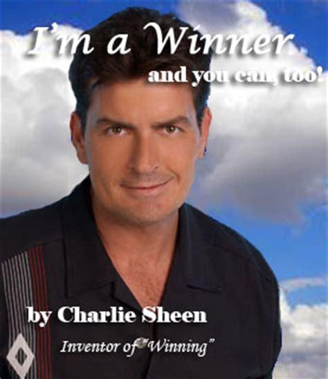 Charlie Sheen Winning Meme - charlie sheen s national association of winners a