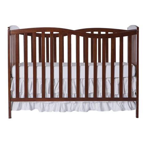 Chelsea Convertible Crib On Me Chelsea 5 In 1 Convertible Crib In Espresso 680 E