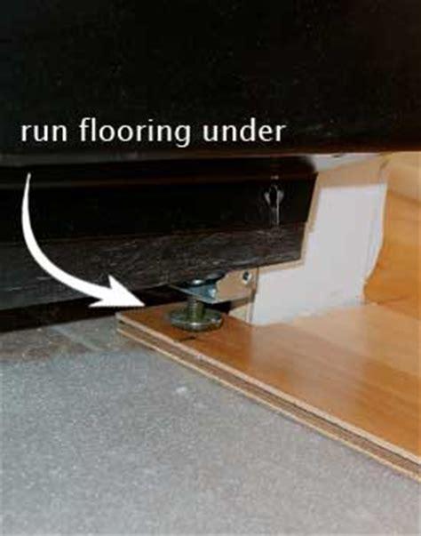 Dishwasher Floor Protector - refrigerator floor protector mat flooring ideas and