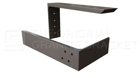Bar Top Brackets by Countertop Support Bracket Steel Bracket Bar Top