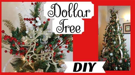 dollar tree christmas tree decoration youtube diy dollar tree decor tree topper for 10 decorate with us