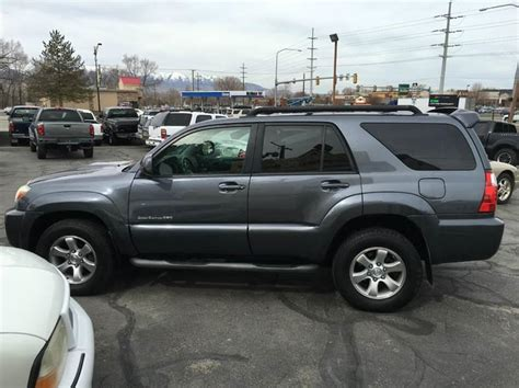 how cars engines work 2009 toyota 4runner auto manual 2009 toyota 4runner sport edition 4x4 4dr suv 4 7l v8 in salt lake city ut 40th state motors