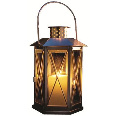 Outdoor Candle Lanterns Gardman Pagoda Garden Candle Lantern I N 2900097 Bunnings Warehouse