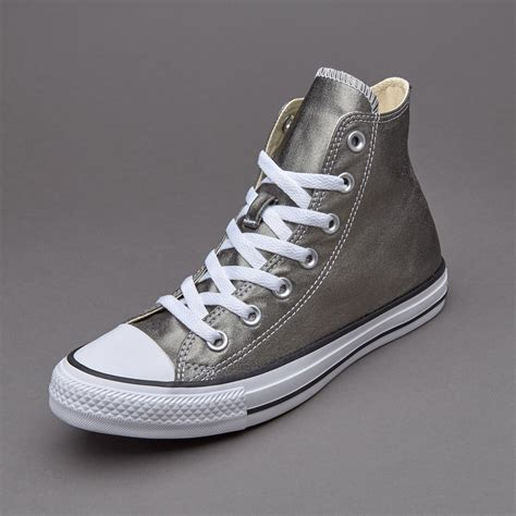 Kaos Cowok Merk Converse Grey Original sepatu sneakers converse womens chuck all seasonal metallics herbal white black