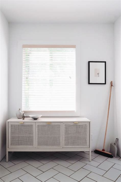 trendy diy cane furniture pieces   shelterness