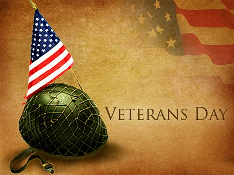 Free Download Veterans Day Powerpoint Templates And Backgrounds Ppt Garden Veteran Powerpoint Template