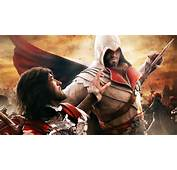 Assassins Creed Brotherhood Ezio Auditore Da Firenze Wallpapers HD