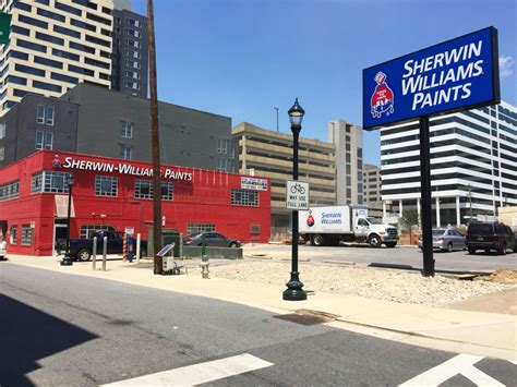 sherwin williams paint store dc this community landmark will become a chain store why