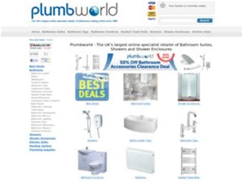 plumbworld discount voucher codes 2017 for www plumbworld