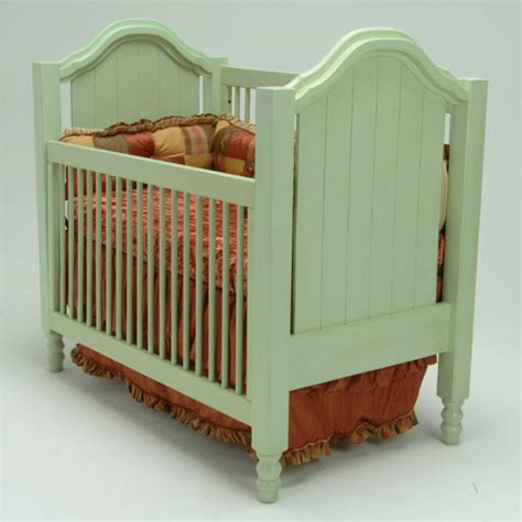 Cape Cod Crib by Cape Cod Beadboard Crib By Newport Cottages