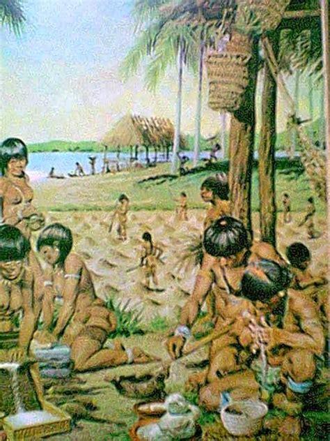 los indios tainos de puerto rico image gallery naborias tainos