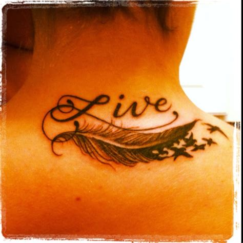 neck tattoo live 42 best images about neck tattoos on pinterest strength