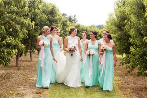 Bridesmaid Dresses Made In Usa - usa handmade for each bridesmaid made to measure infinity