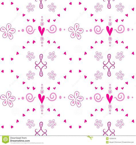 seamless pattern girly seamless cute pattern royalty free stock image image
