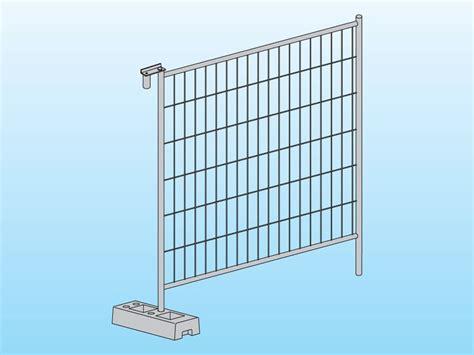 recinzione mobile recinzione mobile da cantiere cornice ferro bulloni