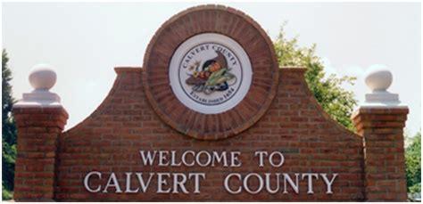 Calvert County Search Calvert County Logo Png