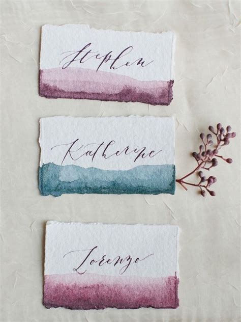 unique place cards best 25 place cards ideas on pinterest table seating