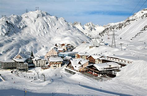 St Christoph Ski Resort   Austria Skiing   Born2Ski Holidays
