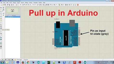pull up resistor on arduino how to enable pull up resistor of arduino uno arduino uno tutorial