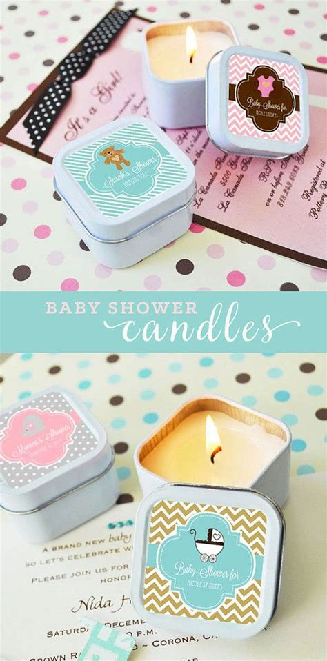 Unique Baby Shower Favors Ideas by Baby Shower Favor Candles Baby Shower Favors Baby By
