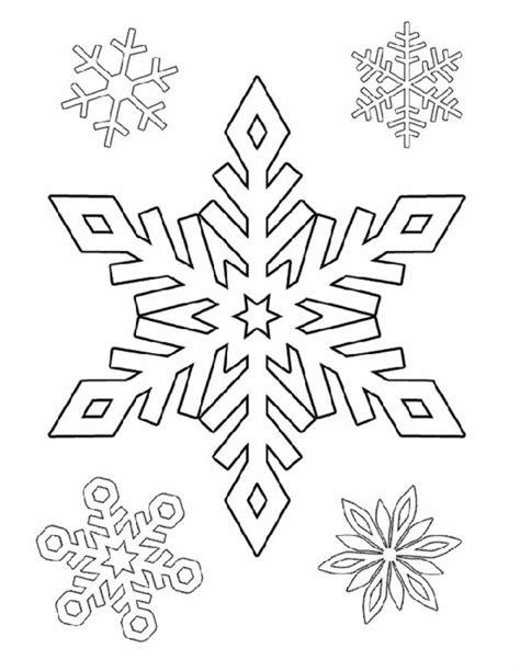 plantilla copos navidad 7 mejores im 225 genes de plantillas copos de nieve para