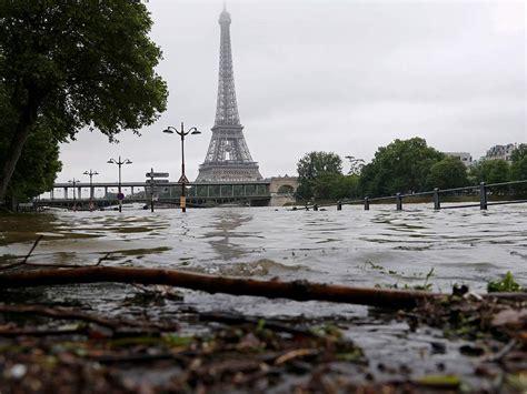imagenes fuertes francia fotos lluvias en francia desbordan el r 237 o sena galer 237 a