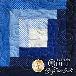 learn to quilt series beginner quilt kit