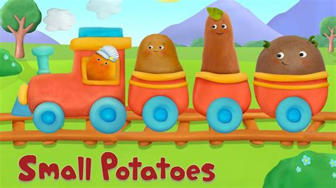 Tv Show Potato by Small Potatoes Potato